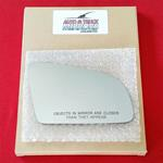 Mirror Glass Replacement + Full Adhesive for Aud-3