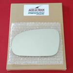 Fits Ford Thunderbird 02-05 Driver Mirror Glass Re
