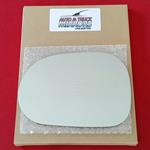 98-01 Mercedes M Class and 98-99 ML Class Driver Side Mirror Glass