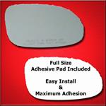 Mirror Glass Replacement + Full Adhesive for CLK S