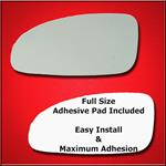Mirror Glass Replacement + Full Adhesive for Bonne
