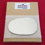 Mirror Glass + ADHESIVE for 90-97 Mazda Miata Driv