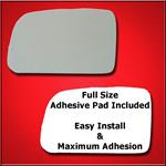 Mirror Glass Replacement + Full Adhesive for 92-96