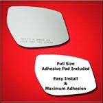Mirror Glass Replacement + Full Adhesive for Altim