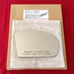 Mirror Glass Replacement + Full Adhesive for Ben-3