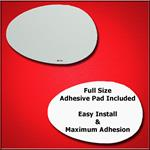 Mirror Glass Replacement + Full Adhesive for 2007-
