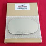 Mirror Glass + Adhesive for S-Type, Vanden Plas, X