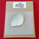 Mirror Glass + ADHESIVE for 04-09 Dodge Ram 1500,