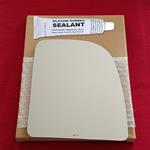 Mirror Glass Replacement + Silicone Adhesive for F