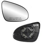 Fits 14-17 Toyota Corolla Passenger Side Mirror Gl