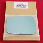 Mirror Glass + ADHESIVE for 07-12 Acura MDX Driver