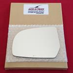 Mirror Glass + ADHESIVE for 10-14 Subaru Legacy, O