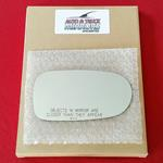 Mirror Glass Replacement + Full Adhesive for 93-3