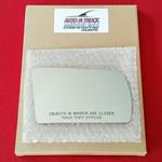 Mirror Glass + ADHESIVE for 81-98 Saab 900 Passeng