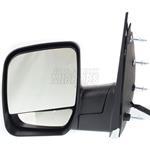Fits 02-07 Ford Econoline Van Driver Side Mirror R