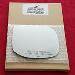 Mirror Glass + Full Adhesive for 09-14 Acura TSX-3