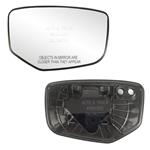 Fits 08-12 Honda Accord Passenger Side Mirror Glas