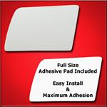 Mirror Glass + Full Adhesive for Chevy Pickup, GMC