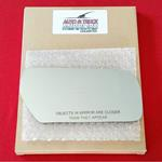 Mirror Glass Replacement + Full Adhesive for Cad-3