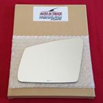 Mirror Glass + ADHESIVE for C-Class, E-Class, G-Cl