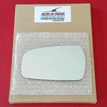 95-99 Nissan Maxima/96-99 Infiniti I30 Driver Side Mirror Glass