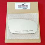 Mirror Glass Replacement + Full Adhesive for 00-3
