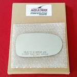 Mirror Glass + ADHESIVE for 93-97 Nissan Altima Pa