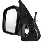 Fits 00-02 Toyota 4Runner Driver Side Mirror Rep-3