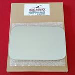 Mirror Glass + ADHESIVE for 84-04 Ford E-150,E-250