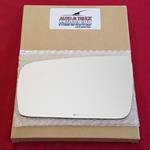 Mirror Glass + ADHESIVE for 05-09 Ford Mustang Dri