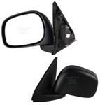 02-09 Dodge Pickup Driver Side Mirror Assembly