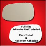 Mirror Glass Replacement + Full Adhesive for C70,