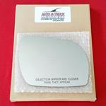 Mirror Glass Replacement + Full Adhesive for Nis-3