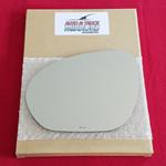 Mirror Glass + Adhesive for Nissan Cube, Juke Driv