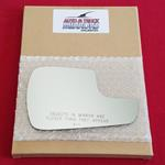 Mirror Glass + ADHESIVE for 13-18 Ford Fusion Pass