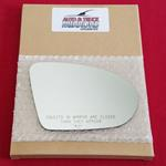 Mirror Glass Replacement + Full Adhesive for 17-3