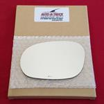 Mirror Glass Replacement + Full Adhesive for 08-3