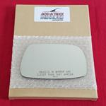 Mirror Glass + Adhesive for 02-05 Lexus IS300 Pass
