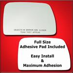 Mirror Glass Replacement + Full Adhesive for BMW X
