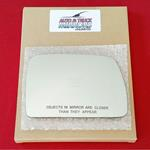 Mirror Glass Replacement + Full Adhesive for BMW-3