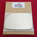 Mirror Glass + ADHESIVE for 07-09 Hyundai Sante Fe
