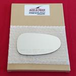 Mirror Glass + Adhesive for Pontiac Solstice, Satu