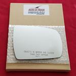 Mirror Glass + Adhesive for 11-15 Kia Sorento Pass