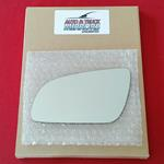 Mirror Glass + ADHESIVE for 04-07 Audi A8 Quattro