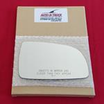 Mirror Glass + Adhesive for Aveo, Pontiac Wave, Su
