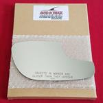 Mirror Glass Replacement + Full Adhesive for 12-3