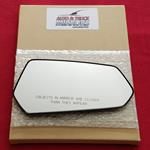 Mirror Glass with Backing for 10-15 Chevy Camaro P