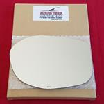 Mirror Glass + ADHESIVE for 14-17 Honda Odyssey Dr