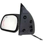 Fits 01-05 Ford Excursion Driver Side Mirror Rep-3