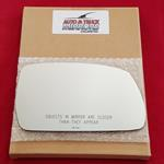 Mirror Glass + ADHESIVE for 10-15 Hyundai Tucson P